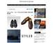 ファッション情報サイト「STYLER MAG」「Fashionsnap.com」に掲載されました。