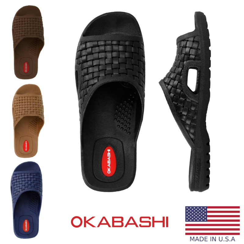 <br>【4 COLOR】OKABASHI(オカバシ)