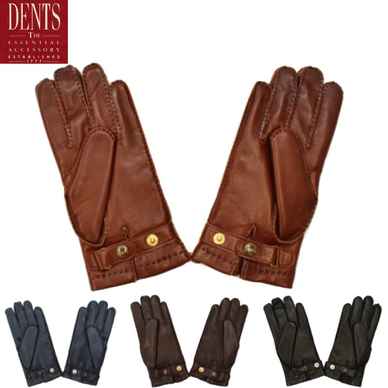 <br>【4 COLORS】 DENTS(デンツ) LAETHER GLOVES(レザーグローブ/革手袋) HAIRSHEEP/LAMB SKIN(ヘアシープ/ラムスキン)
