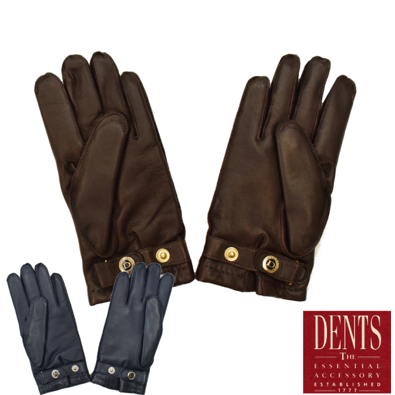 <br>【2 COLORS】 DENTS(デンツ) LAETHER GLOVES(レザーグローブ/革手袋) HAIRSHEEP/CASHMERE(ヘアシープ/カシミア)